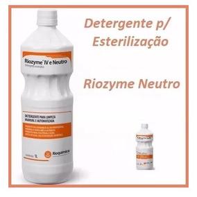 Detergente Enzimático P/ Esterilização - Riozyme Iv E Neutro