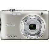 Cámara Nikon Coolpix S2900 Digital Cámara Plata