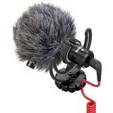 Microfono Rode Micro Videomicro Para Cámara