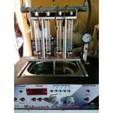 Maquina De Limpieza De Inyectores Y Ultrasonido