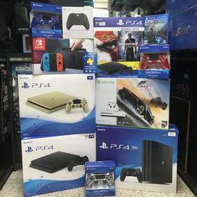 Ofertas De Playstation Ps4 (totalmente Nuevos)