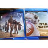 Star Wars Colección Completa. (blu-ray 8 Discos)