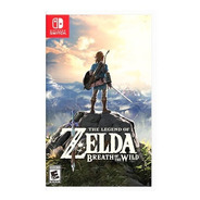 ..:: The Legend Of Zelda: Breath Of The Wild ::.. Para  Swit