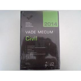 Vade Mecum Civil 2014 - Editora Método