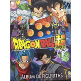 Álbum Dragón Ball Súper 2018 Completo Las 180 Figuritas