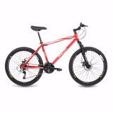 Bicicleta Mazza Bikes Fire 29 Altus Shimano 24 Mzz-600