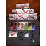 Teléfono Básicos Liberados,camara,flahs, Bluetooth Mp3mp4
