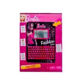 Tablet Barbie 80 Actividades Bilingüe Táctil
