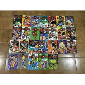 Coleção Manga Dragon Ball Z - Alguns Exemplares
