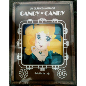Candy Candy Serie (volumen 3) Limited Edition (español) 80`s