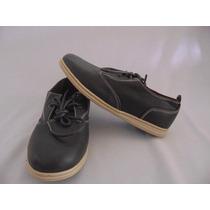 Zapatos Casuales Marca Zara De Cuero Talla 33 (cm21)