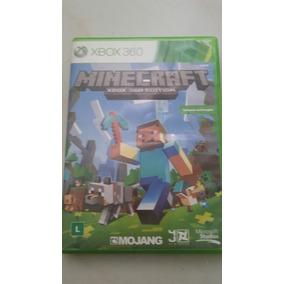 Jogo Xbox 360 Minecraft Edition