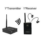 Sistema De Monitoreo Tp-wireless 2.4ghz Professiona In-hear