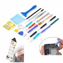 Kit 23 Pzs Reparación Profesional De Iphone Samsung Android