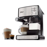 Cafetera Prima Latte Oster 6602ss