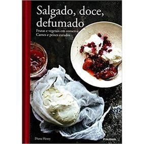 Livro Culinária Salgado Doce Defumado - Publifolha