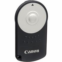 Controle Remoto P/ Disparo Sem Fio De Câmeras Canon Eos Rc6