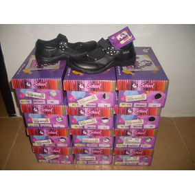 Zapatos Escolares Sifrinitas Talla 32