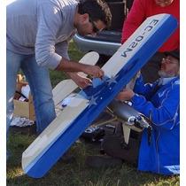Avion Rc Aeromodelismo Motor Os 4t 56 (chaco)