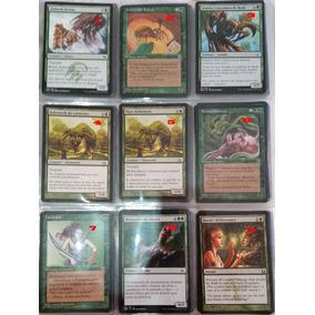 Cards Verdes Diversos - Magic The Gathering - R$1,00 Cada