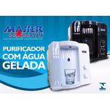 Purificador Com Água Gelada Master Plus Novidade