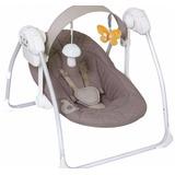 Cadeira Balanço Bebê Eletrônica Musical Galzerano Dzieco