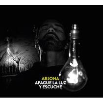 Ricardo Arjona - Apague La Luz Y Escuche Cd Nuevo En Stock