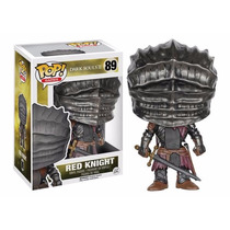 Funko Pop Red Knight- Funko Game- Modelo 89- Dark Souls Iii