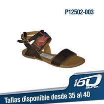 Sandalias Gran Turismo Casual Dama