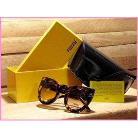 Óculos De Sol Fendi Lolly Proteção Uv400 E Polarizado  1015  1d86b3bde7