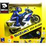 Moto Suzuki Gsx-r1000 Radio Control Remoto Esc1:9 Grande