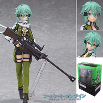 Sword Art Online Sinon Action Figma 241 Pronta Entrega