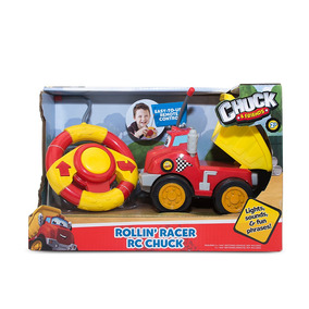 Chuck And Friends Rolli Racer Radio Controle 92571