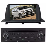 Central Kit Multimidia Citroen C3 Picasso Air Cross C/ Tv