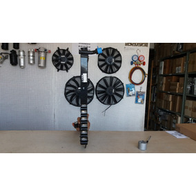 Condensador Ar Condicionado Gol G3 Denso - Novo