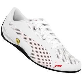 Tenis Puma Ferrari Blancos