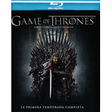 Blu-ray - Game Of Thrones - Juego De Tronos - Temporada 1