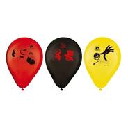 Balão - Bexiga Disney Pixar Os Incríveis 2 Pacote Com 25 Un