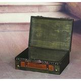 Vintiquewise (tm) Maleta De Estilo Antiguo / Caja Decorativ