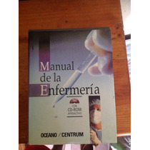Libro Manual De La Enfermeria Oceano/centrum +cd