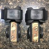 Muñequeras Haulin Hooks Profesionales - Straps + Ganchos