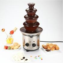 Cascada De Chocolate 45cm 4 Pisos Ac Inox. Profesional Ofert