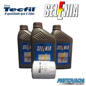 Troca De Oleo+ Comb 5w30 Gran Siena 1.4 8v Fire Evo 2010/...