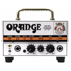 Cabeçote Orange Micro Terror 20w - Revenda Autorizada