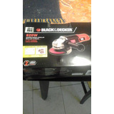 Esmeril Black&decker De 4 1/2 Con Estuche