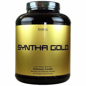 Hipercalórico Syntha Gold (5lbs) 2,27kg - Ultimate Nutrition