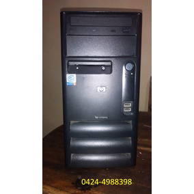 Computadora Pentium 4 Hp Original, Mb Intel Original