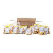 Kit Caixa Com 20 Snacks - Aprovados Pela Nutricionista - Top