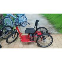 Triciclo Motorizado 125 Cc Com Motor De Quadriciclo