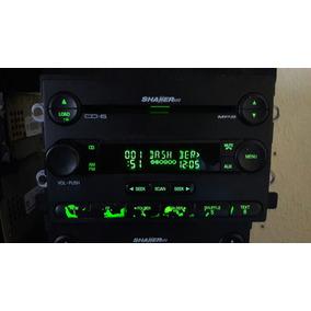 Estereo Sakher 500 6 Cds Mp3 Ford Original De Agencia